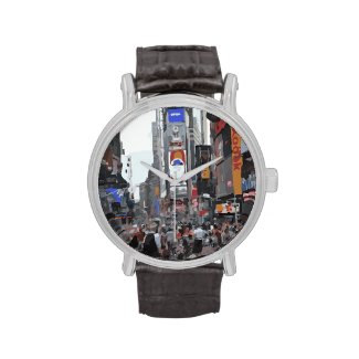 The Beauty of a City Wristwatches