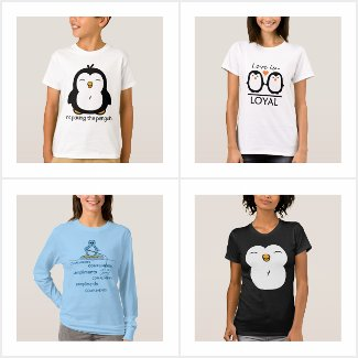 The Best Penguin Shirts