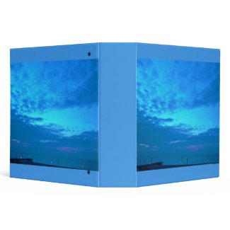 The Blue Sky binder
