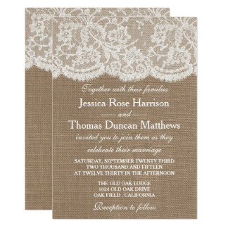 Egyptian Actress Ayten Amer Chose This Lace Wedding Invitation For Her