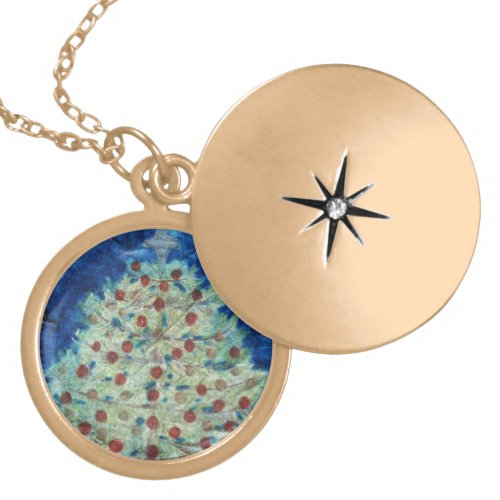 The Christmas Tree Locket by Julia Hanna