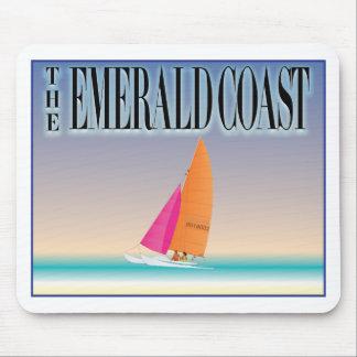 The Emerald Coast Mousepads
