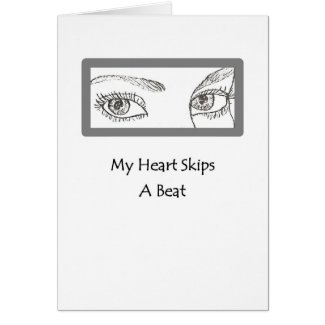 The Eyes Say It All Collection card