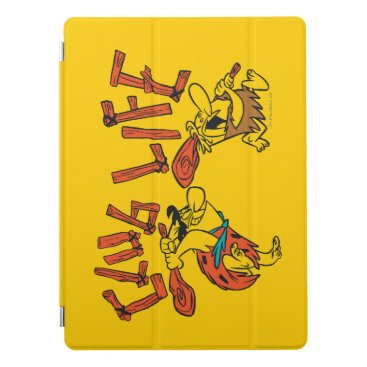 The Flintstones | Fred & Barney - Club Life iPad Pro Cover