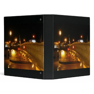 The Golden Bridge binder
