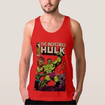 The Incredible Hulk Comic #314 Tank Top