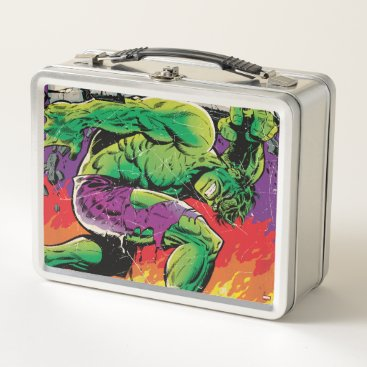 The Incredible Hulk King Size Special #1 Metal Lunch Box