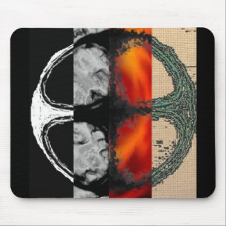 The Kota Series Mouse Pad