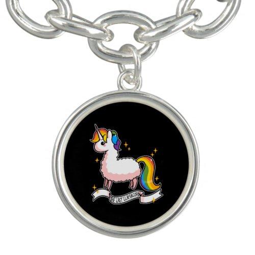 The Last Llamacorn Bracelet
