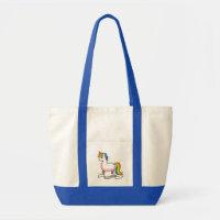 The Last Llamacorn Tote Bag