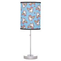 The Majestic Llamacorn Desk Lamp
