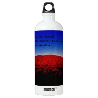 The most sacred monolith in Australian outback SIGG Traveler 1.0L Water Bottle