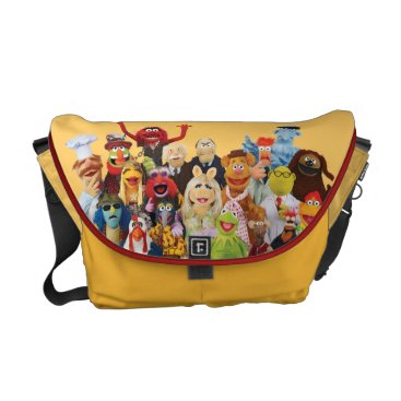 The Muppets 2 Messenger Bag