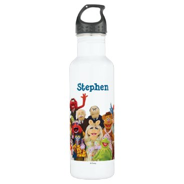 The Muppets 2 Water Bottle