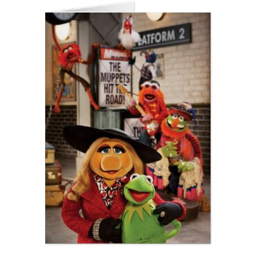The Muppets Most Wanted Hits the Road!