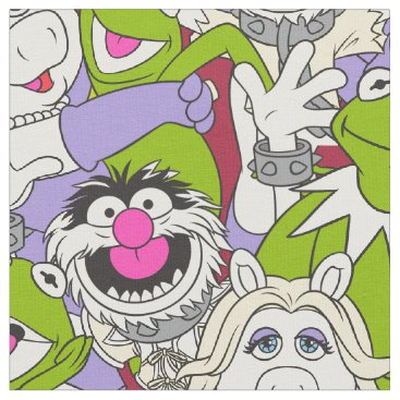 The Muppets | Oversized Pattern Fabric