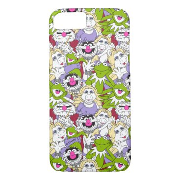 The Muppets | Oversized Pattern iPhone 8/7 Case