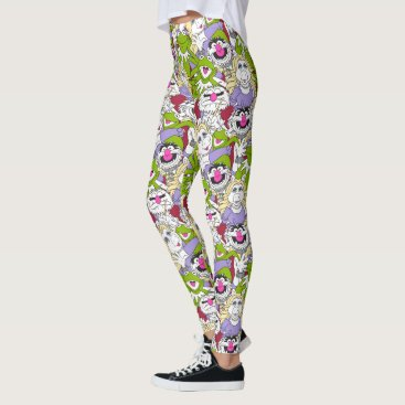 The Muppets | Oversized Pattern Leggings