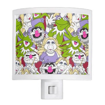 The Muppets | Oversized Pattern Night Light