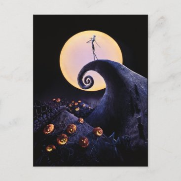 The Nightmare Before Christmas Holiday Postcard