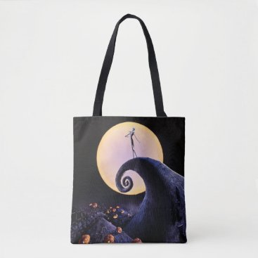 The Nightmare Before Christmas Tote Bag