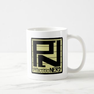 "The PractitioNERD ""Original"" Mug"
