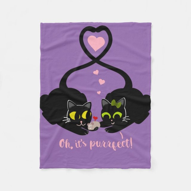 The Purrfect Blanket for Cat Lovers