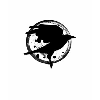 The Raven and the Moon shirt