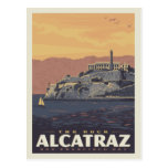The Rock Alcatraz | San Francisco Bay Postcard