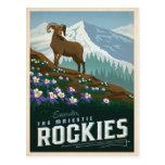 The Rocky Mountains | Colorado Postcard