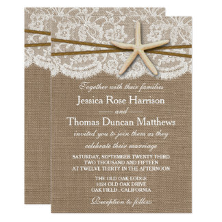 Rustic Wedding Invitations Which Can Be Used To Make Your Own Invitation Design 2
