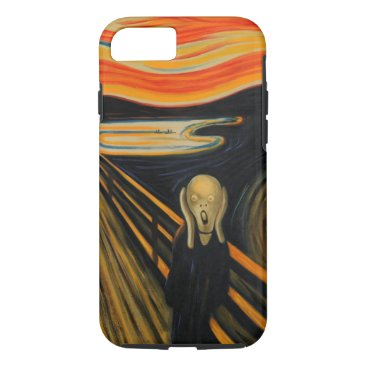The Scream by Edvard Munch iPhone 8/7 Case