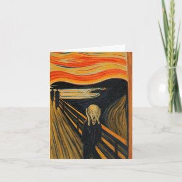 The Scream Card