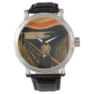 The Scream Watch