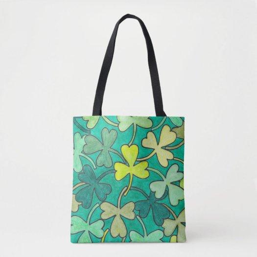 The Shamrock Tote Bag