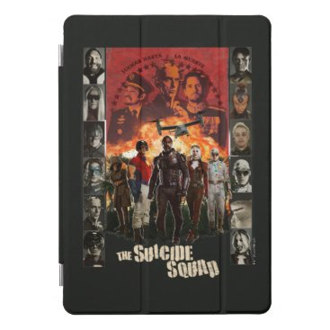 The Suicide Squad | Exlposive Character Roster iPad Pro Cover