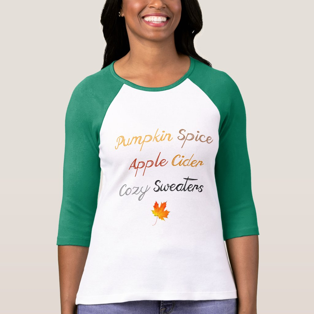 Things To Love About Fall T-Shirt