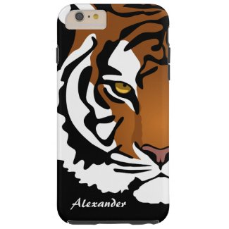 Tigers Eye Tough iPhone 6 Plus Case