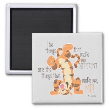 Tigger | Make Me, Me Quote Magnet