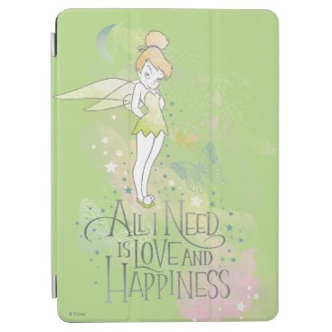 Tinker Bell Love And Happiness iPad Air Cover
