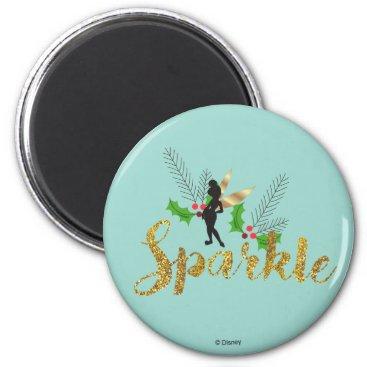 Tinker Bell   Tinker Bell Christmas Sparkle Magnet