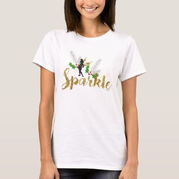 Tinker Bell   Tinker Bell Christmas Sparkle T-Shirt