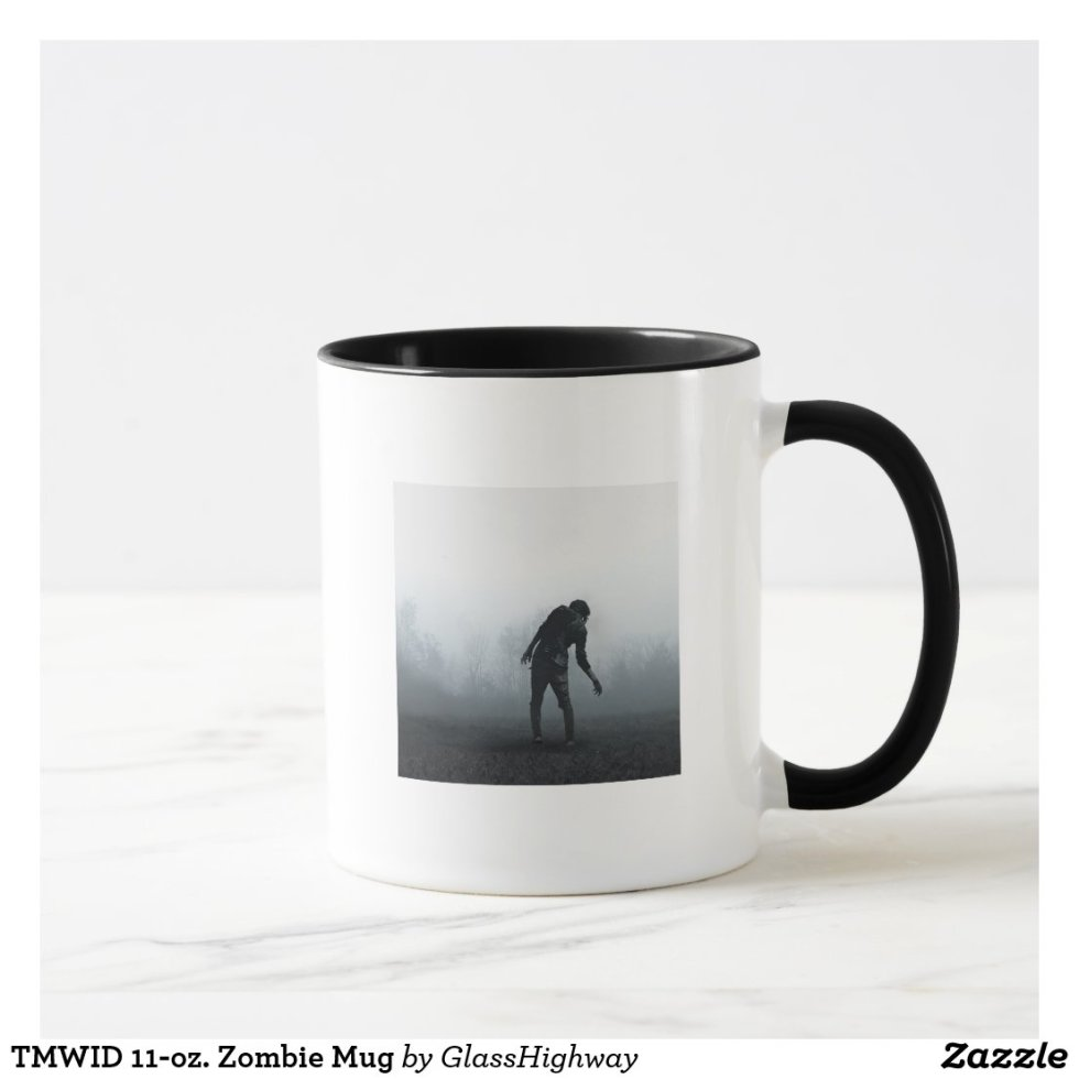 TMWID 11-oz. Zombie Mug