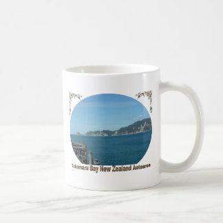 Tokomaru Bay, Eastcoast, New Zealand Aotearoa Coffee Mug
