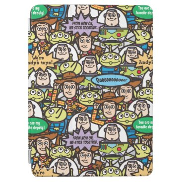 Toy Story | Cute Toy Pattern iPad Air Cover