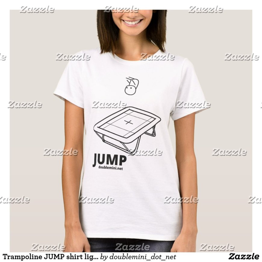 Trampoline JUMP shirt light