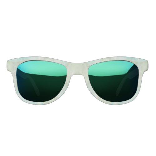 Tranquil Aqua and Turquoise Sunglasses