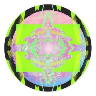 Transmitting Atomicity CricketDiane Designs zazzle_sticker