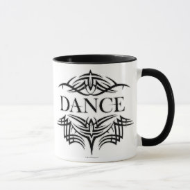 Tribal Dance (plain) Mug
