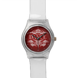 Tribal Dance Wrist Watch